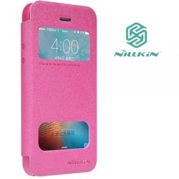 """Iphone 5/5s/Se deklas rausvas """"Nillkin"""" Sparkle"""