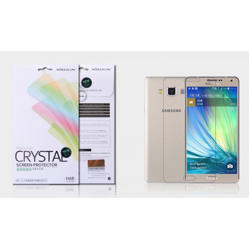"""Galaxy A7 (2015) plevele """"Nillkin"""" Crystal"""