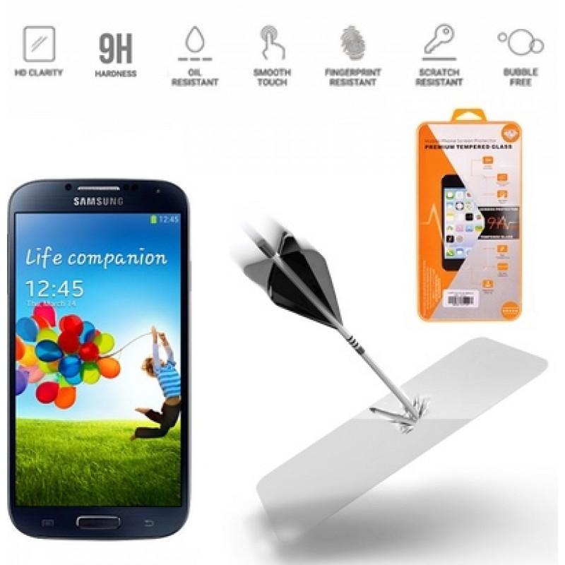 Ekrano grūdinto stiklo plėvelė (Galaxy S4)