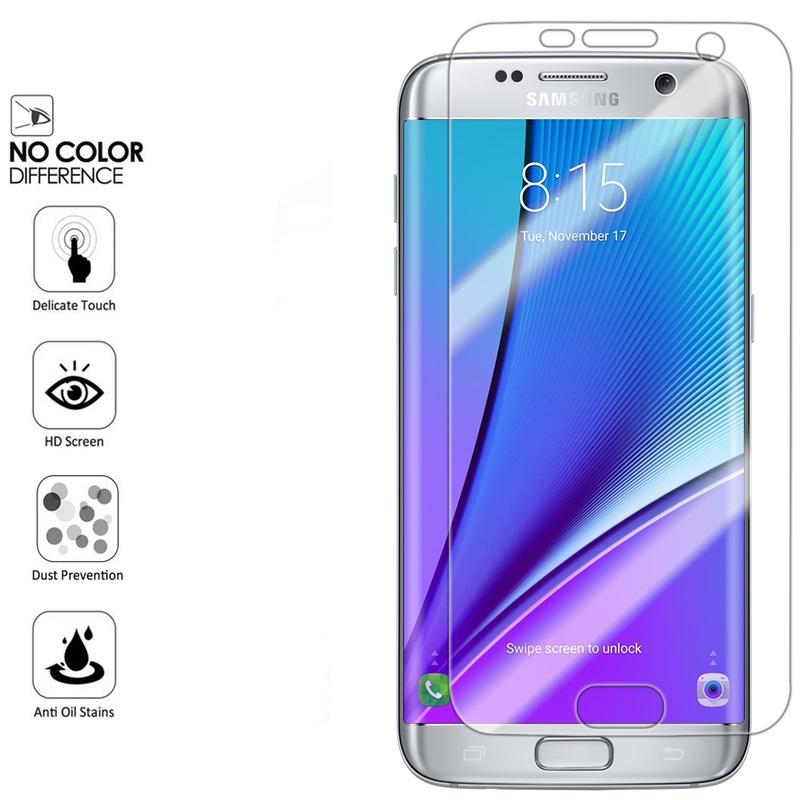 Plėvelė per visą ekraną (Galaxy S7 telefonui)