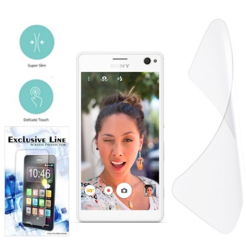 Apsauginė plėvelė (Xperia C4 telefonui)